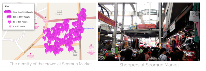 seomun market crowd analytics