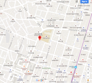 DFRC Group Office Location Seoul